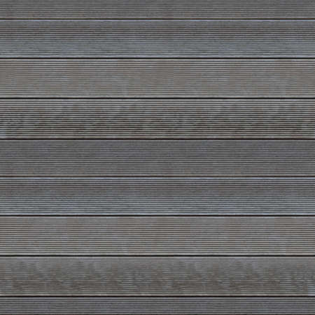 old aged weathered seamless gray wooden deck background Stock Photo