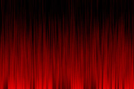 dark red computer generated curtain for backgrounds photo