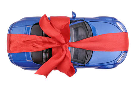 Toy car gift photo