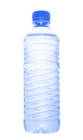 plastic bottle of water Stock Photo - 13993235