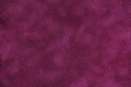 macro of purple felt texture for background use Stock Photo