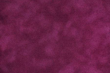velvet background: macro of purple felt texture for background use Stock Photo