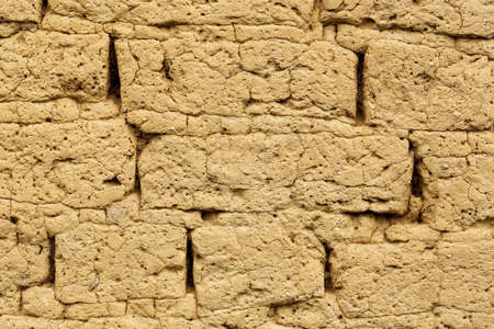 adobe wall: adobe wall closeup for background use