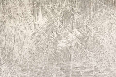 stroked: scratched and painted surface for background use Stock Photo
