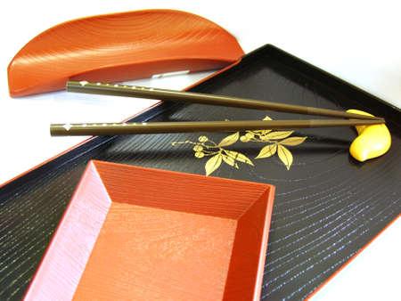 stuartkey: Oriental table setting