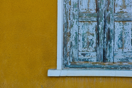 Window Detail Stock Photo