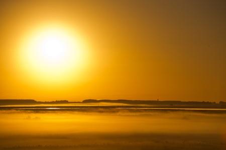 Majestic sunrise photo