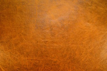 Goldene Lederstruktur Standard-Bild