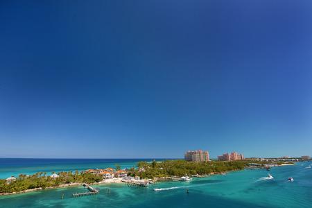 Atlantis Resort and Casino on Paradise Island, Nassau, Bahamas
