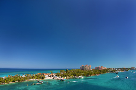 Atlantis Resort and Casino on Paradise Island, Nassau, Bahamas