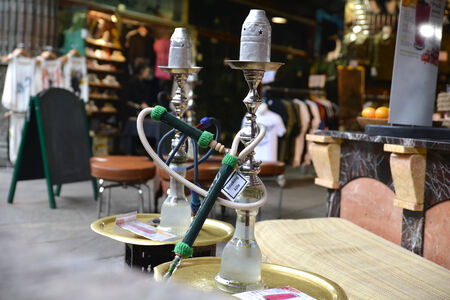 sensations: The hookah will present to you unforgettable sensations - smoking kills