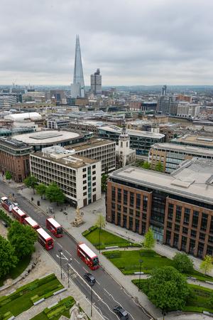 Beautiful London, United Kingdom View in a summer