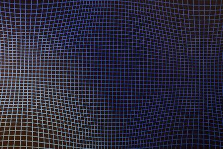 optical: Optical illusion with squares Stock Photo