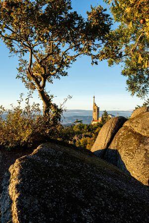 Guimaraes, portugal - Alto do monte da Penha, Guimaraes Portugal