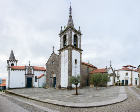 Valenca, Portugal - May 2, 2018: Valença is a Portuguese city in the District of Viana do Castelo, in the north and sub-region of the Alto Minho, Portugal Editorial