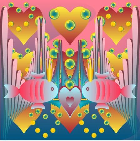Card Valentine Vector