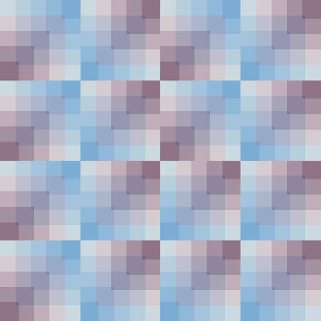 pastel colored: Pastel colored seamless pattern geometric squares transparent