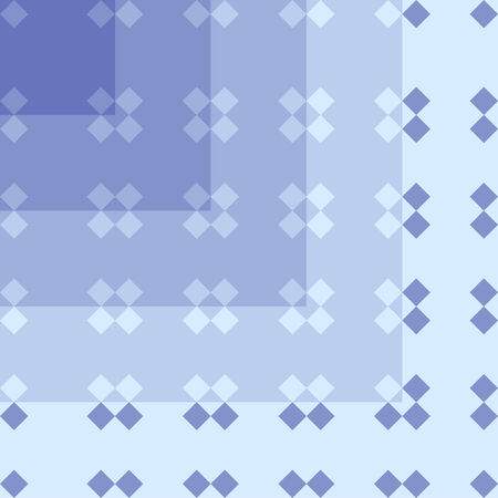 pastel colored: Pastel colored seamless pattern geometric blue
