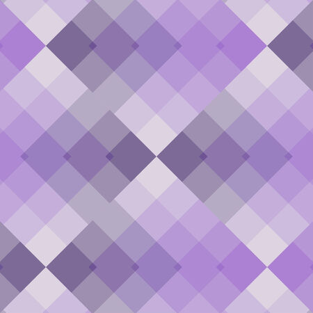 pastel colored: Pastel colored lilac seamless pattern geometric squares
