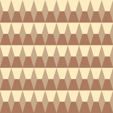 pastel colored: Pastel colored geometric pattern seamless in the pyramid shape. Light background