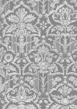 Abstract floral pattern, vintage background. Floral pattern can be used for wallpaper, textile, pattern fills, web page background, surface textures, packaging, and invitations