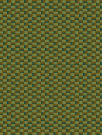 synthetic fiber: Green weave texture synthetic fiber, geometric seamless background