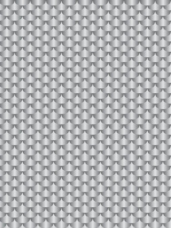 brushed aluminum: Brushed metal aluminum, flake texture  seamless. Vector illustration