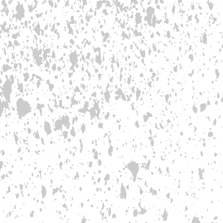 paint drop: Grainy grunge abstract texture on white background. Vector splatter of calligraphy ink in  on gray background. Gray  ink blow explosion on white background. Paint spray, drop. Vector.