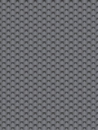 brushed aluminum: Brushed metal aluminum, flake texture  seamless. gray illustration Stock Photo