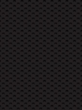 brushed aluminum: Brushed metal aluminum black dark, flake texture  seamless. black illustration