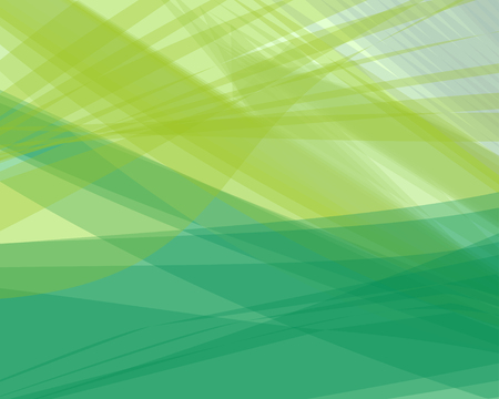 green smoke: Abstract green vector background banner, transparent wave lines shapes for brochure, website, flyer design and business card. Green smoke wave form. Green wavy shapes background striped. Illustration
