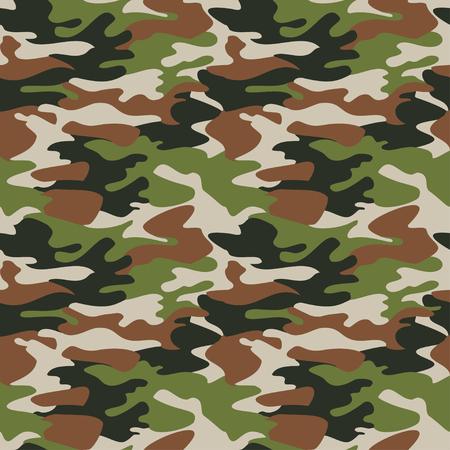 camoflage: Camouflage pattern background seamless Illustration