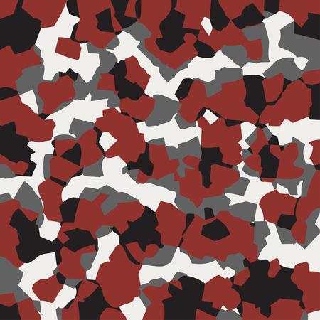 Camouflage pattern background seamless Illustration