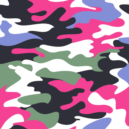 278 Pink Camo Stock Vector Illustration And Royalty Free Pink Camo ...