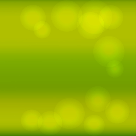 Bright colorful modern smooth juicy green yellow gradient color abstract background wallpaper. Vector illustration blurred color, blur gradient, business graphic image soft ethereal backdrop template Illustration