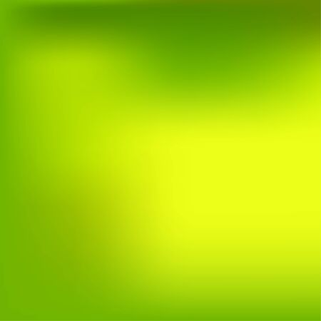 ethereal: Bright colorful modern smooth juicy green yellow gradient color abstract background wallpaper. Vector illustration blurred color, blur gradient, business graphic image soft ethereal backdrop template Illustration