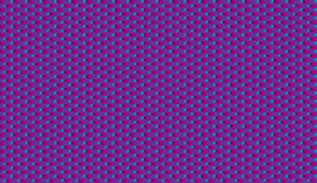 Seamless squama violet colors texture. Metal abstract scale pattern. Roof tiles background for virtual background, online conferences, online transmissions, banner template design vector illustration