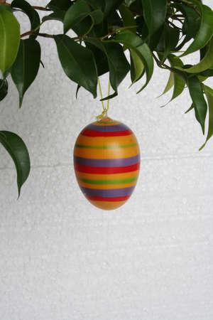 hanging ester egg photo