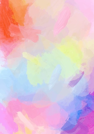 Adorable soft-colored watercolor texture. Perfect as trendy background for branding, packaging design, greetings, invites, weddings, apparel,and much more