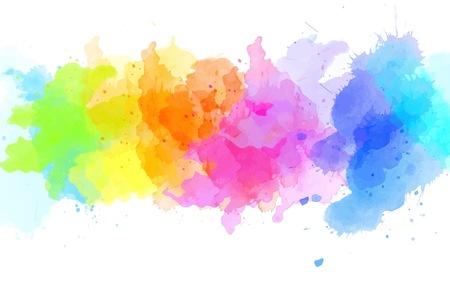 Abstrakter Kunsthintergrund . Digitale Malerei . Farbe Textur . Moderne Kunst . Zeitgenössische Kunst . Bunte Leinwand