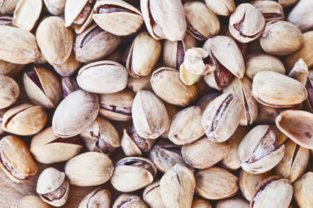 A group of Pistachio nut Stock Photo