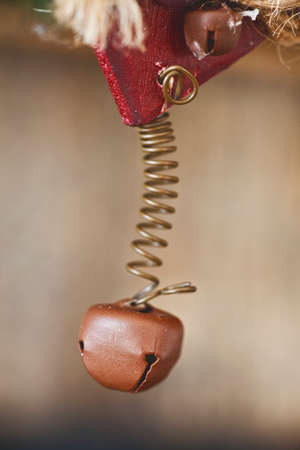 a bell ornament