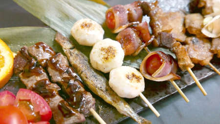 japanese culture: Japanese culture, barbecue foods