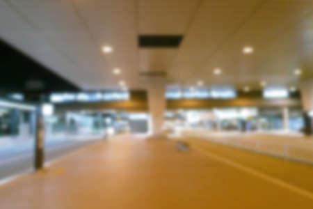 バス駅 写真素材 - 44453069