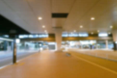 bus station: Bus station