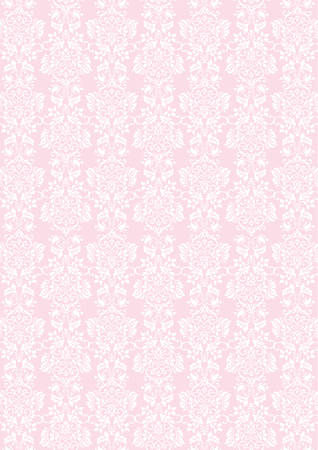 pink wallpaper: A4 size elegant pink flowers pattern textured wallpaper background