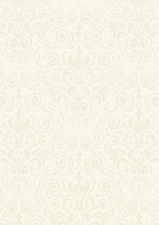 a3: A3 International paper size - Light beige vintage pattern textured background