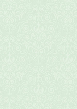 textured: A3 International paper size - Light mint green vintage pattern textured background