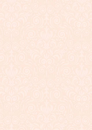 a3: A3 International paper size - Light orange vintage pattern textured background