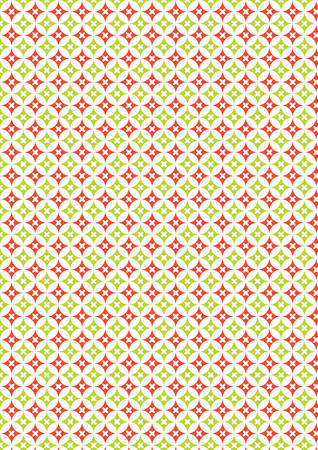 chrstmas: Vertical red and green texture Chrstmas paper background Illustration
